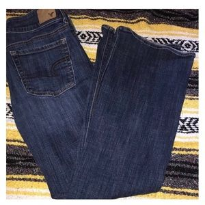 American eagle jeans size 6 short